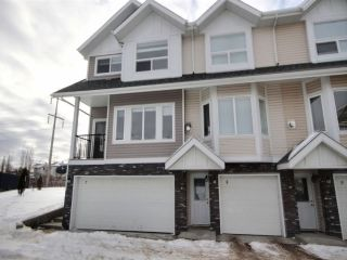 Main Photo:  in Edmonton: Zone 27 Townhouse for sale : MLS® # E4098310