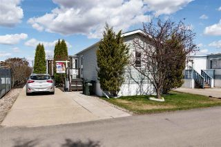 Main Photo: 1036 Lakeland Crescent: Sherwood Park Mobile for sale : MLS®# E4099885