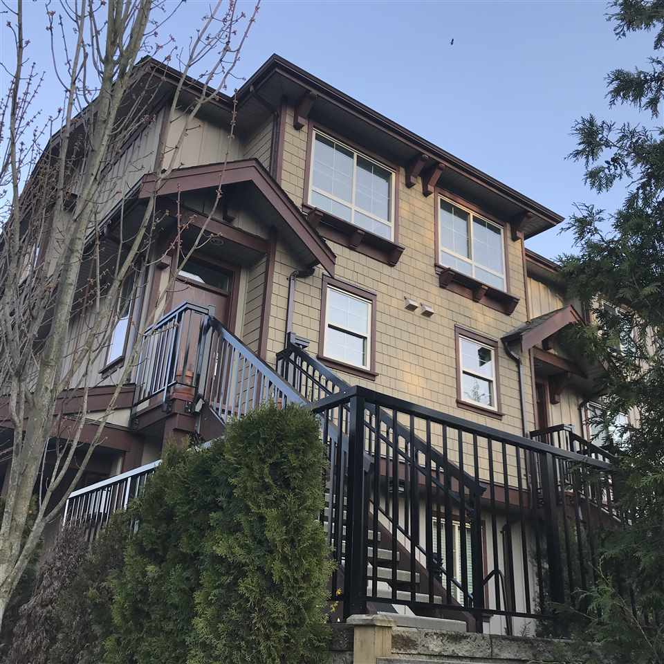 "Main Photo: 17 433 SEYMOUR RIVER Place in North Vancouver: Seymour NV Townhouse for sale in ""Maplewood Place"" : MLS®# R2252080"