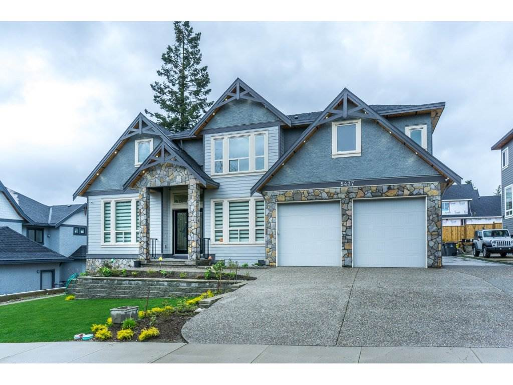 Main Photo: 5437 187 Street in Surrey: Cloverdale BC House for sale (Cloverdale)  : MLS®# R2254678