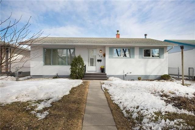 Main Photo: 125 Pike Crescent in Winnipeg: Residential for sale (3B)  : MLS®# 1807914