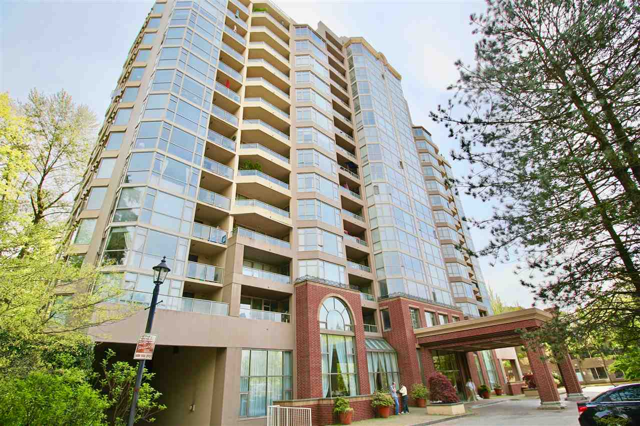"Main Photo: 811 1327 E KEITH Road in North Vancouver: Lynnmour Condo for sale in ""CARLTON AT THE CLUB"" : MLS®# R2264485"