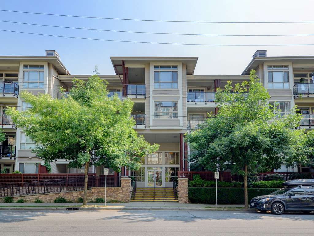 "Main Photo: 217 2484 WILSON Avenue in Port Coquitlam: Central Pt Coquitlam Condo for sale in ""VERDE"" : MLS®# R2294387"