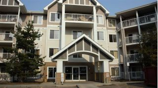 Main Photo: 308 4407 23 Street in Edmonton: Zone 30 Condo for sale : MLS®# E4125292