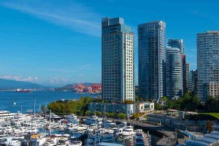 Main Photo: 1802 323 JERVIS Street in Vancouver: Coal Harbour Condo for sale (Vancouver West)  : MLS®# R2311554