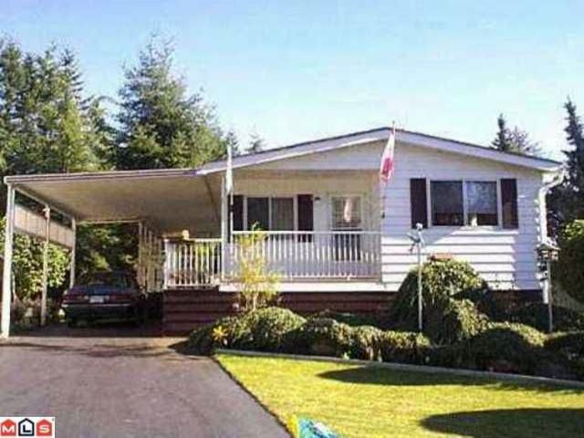 Main Photo: 102 3665 244TH Street in Langley: Otter District House for sale : MLS® # F1128167