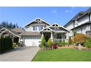 Main Photo: 15 MAPLE Drive in Port Moody: Heritage Woods PM House for sale : MLS(r) # V952330