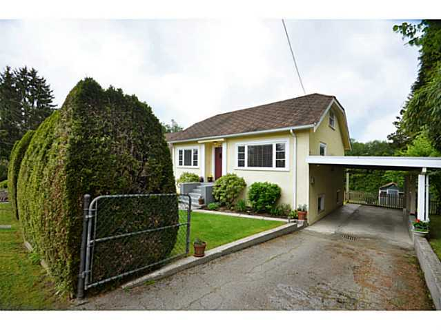 Main Photo: 1340 SPRINGER AV in Burnaby: Parkcrest House for sale (Burnaby North)  : MLS®# V1008858