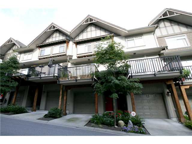 "Main Photo: 10 55 HAWTHORN Drive in Port Moody: Heritage Woods PM Townhouse for sale in ""COBALT SKY"" : MLS®# V1034207"