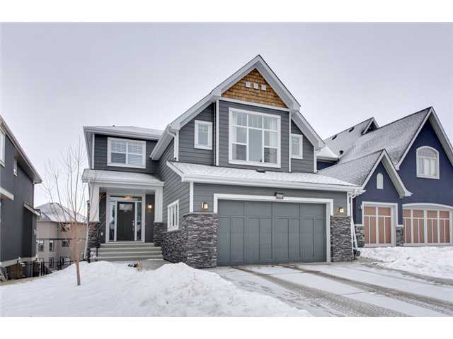Main Photo: 38 ASPEN DALE Court SW in : Aspen Woods Residential Detached Single Family for sale (Calgary)  : MLS® # C3601316