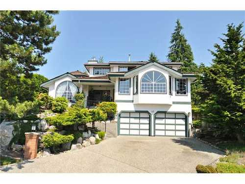Main Photo: 46 WILDWOOD Drive in Port Moody: Heritage Mountain Home for sale ()  : MLS® # V976724