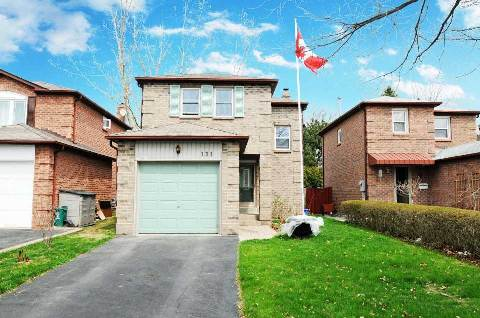 Main Photo: Radford Dr in Ajax: Central West House (2-Storey) for sale