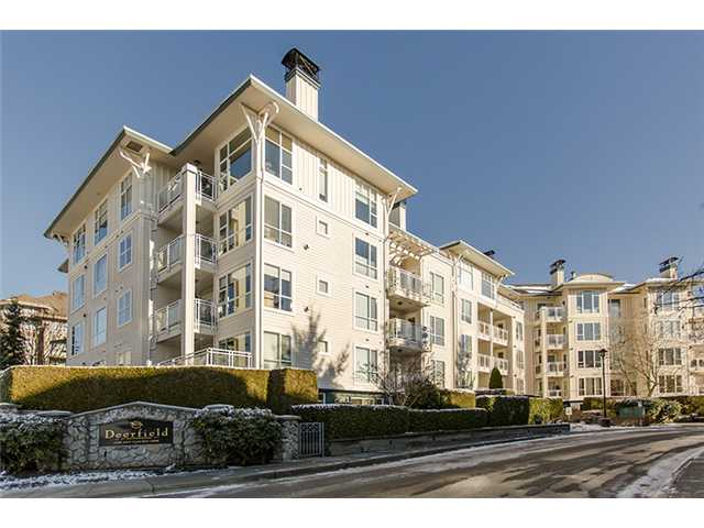 "Main Photo: 505 3608 DEERCREST Drive in North Vancouver: Roche Point Condo for sale in ""DEERFIELD"" : MLS(r) # V1095718"