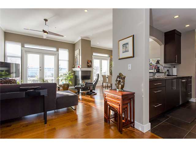 "Photo 3: 505 3608 DEERCREST Drive in North Vancouver: Roche Point Condo for sale in ""DEERFIELD"" : MLS(r) # V1095718"