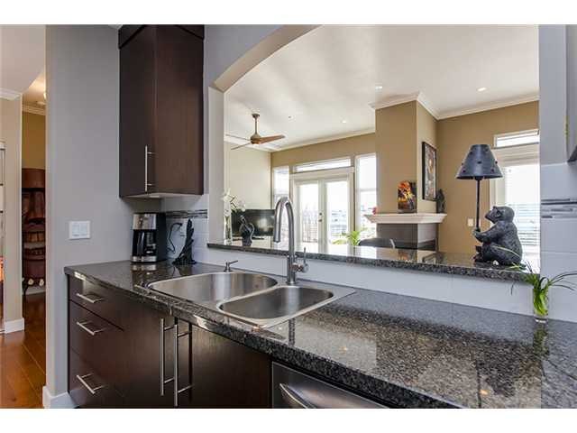 "Photo 11: 505 3608 DEERCREST Drive in North Vancouver: Roche Point Condo for sale in ""DEERFIELD"" : MLS(r) # V1095718"
