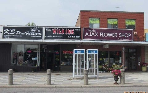 Main Photo: 204 S Harwood Avenue in Ajax: Central Property for sale : MLS® # E3114780