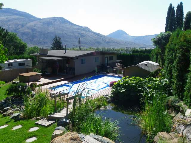 Main Photo: 2418 PARKVIEW DRIVE in : Westsyde House for sale (Kamloops)  : MLS(r) # 128387
