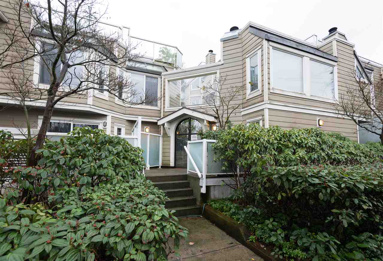 "Photo 19: B2 1100 W 6TH Avenue in Vancouver: Fairview VW Townhouse for sale in ""Fairview Place"" (Vancouver West)  : MLS(r) # R2019721"
