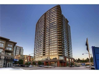 "Main Photo: 2501 400 CAPILANO Road in Port Moody: Port Moody Centre Condo for sale in ""ARIA 2"" : MLS® # R2030045"