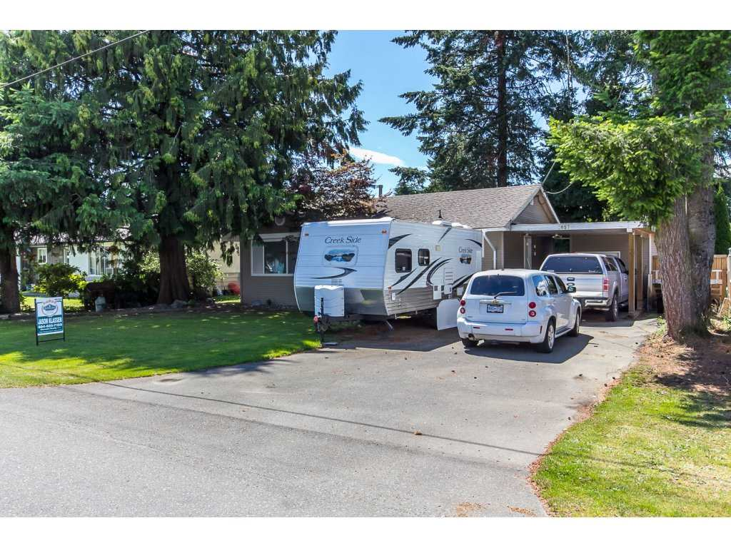 Main Photo: 2657 CENTENNIAL Street in Abbotsford: Abbotsford West House for sale : MLS®# R2090719