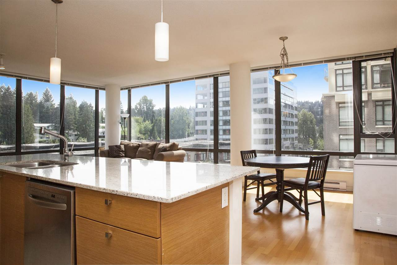 "Main Photo: 502 110 BREW Street in Port Moody: Port Moody Centre Condo for sale in ""ARIA 1"" : MLS®# R2092459"