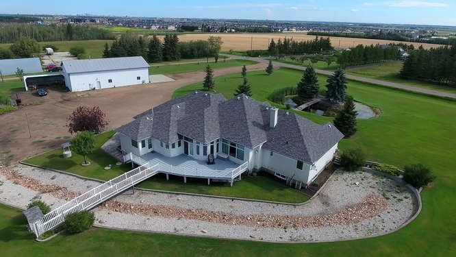 Photo 30: 51164 Rge Rd 250: Rural Leduc County House for sale : MLS(r) # E4034092
