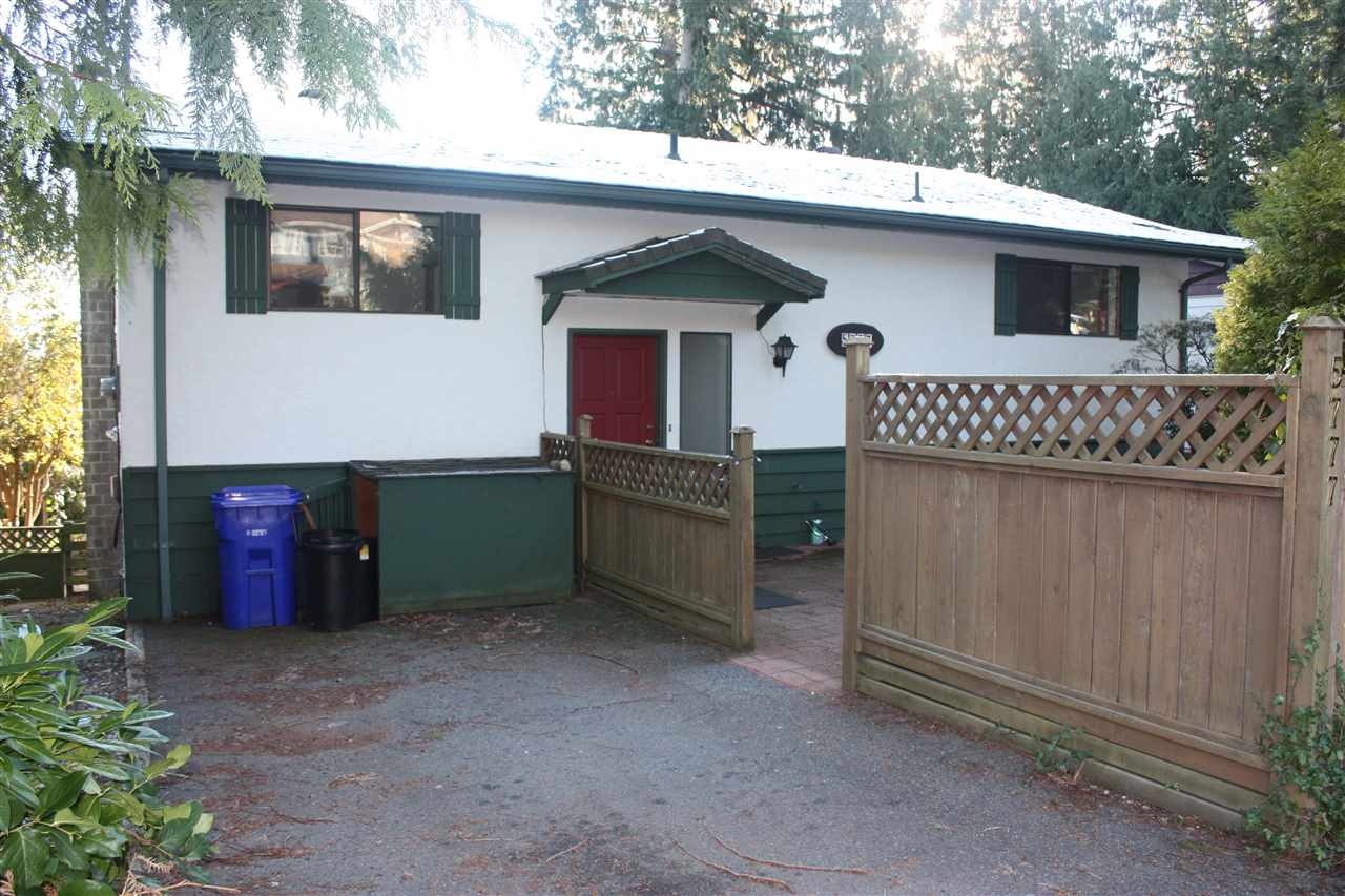 Main Photo: 5777 ANCHOR Road in Sechelt: Sechelt District House for sale (Sunshine Coast)  : MLS(r) # R2120688