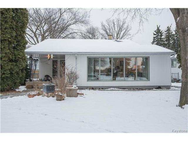 Main Photo: 830 Kebir Place in Winnipeg: East Fort Garry Residential for sale (1J)  : MLS®# 1630568