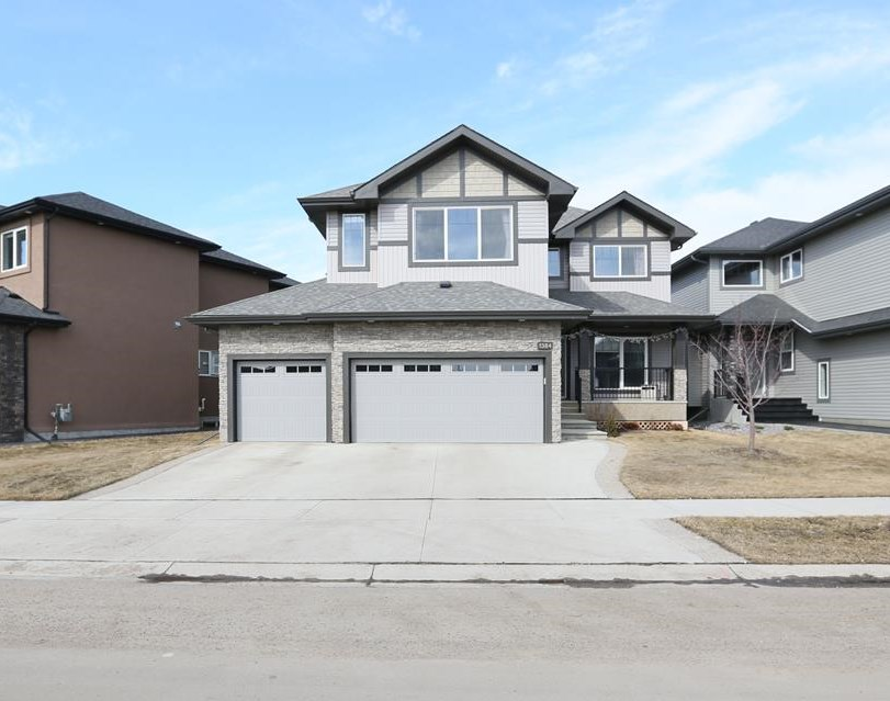 Main Photo: 1384 CUNNINGHAM Drive in Edmonton: Zone 55 House for sale : MLS(r) # E4056957