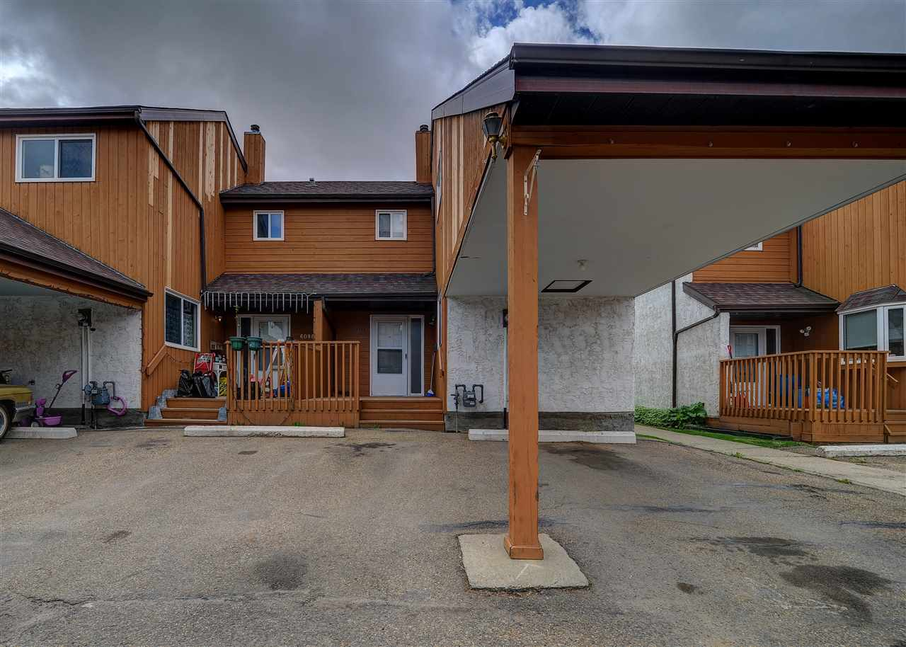 Main Photo: 6086 millwoods Road S in Edmonton: Zone 29 Townhouse for sale : MLS® # E4064822