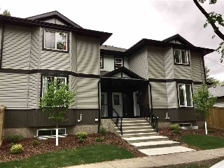 Main Photo: 1 5910 121 Avenue NW in Edmonton: Zone 06 Townhouse for sale : MLS® # E4065774