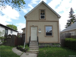 Main Photo: 259 Chalmers Avenue in Winnipeg: East Kildonan Residential for sale (3A)  : MLS(r) # 1713747