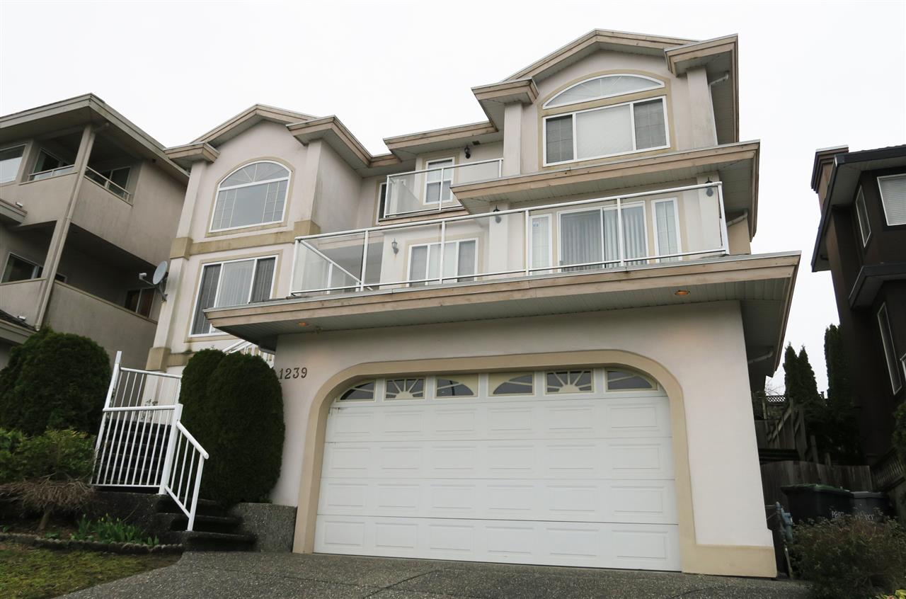 Main Photo: 1239 CONFEDERATION Drive in Port Coquitlam: Citadel PQ House for sale : MLS(r) # R2174246