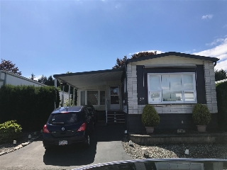 "Main Photo: 36 15875 20 Avenue in Surrey: King George Corridor Manufactured Home for sale in ""Searidge Bays"" (South Surrey White Rock)  : MLS(r) # R2180713"