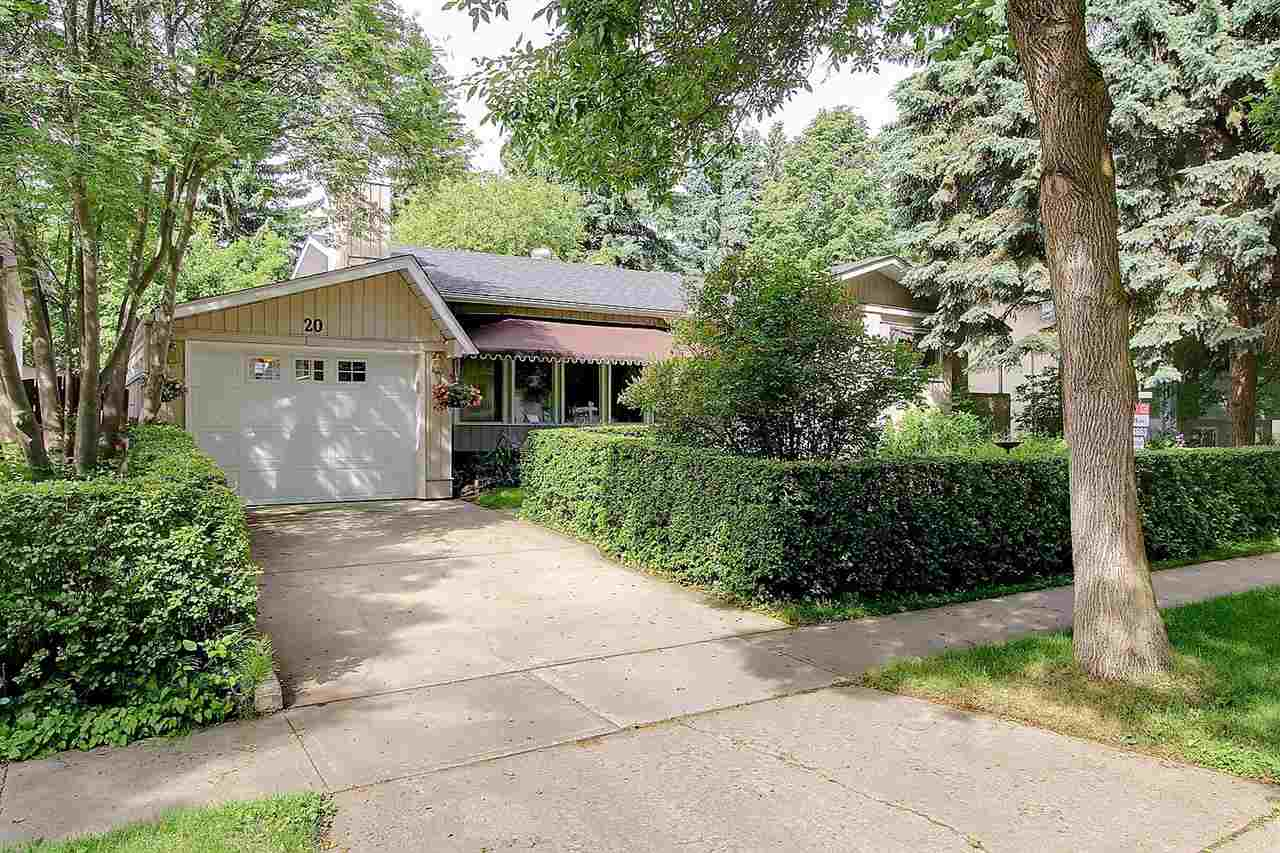 Photo 3: 20 FAIR OAKS Drive: St. Albert House for sale : MLS(r) # E4070683