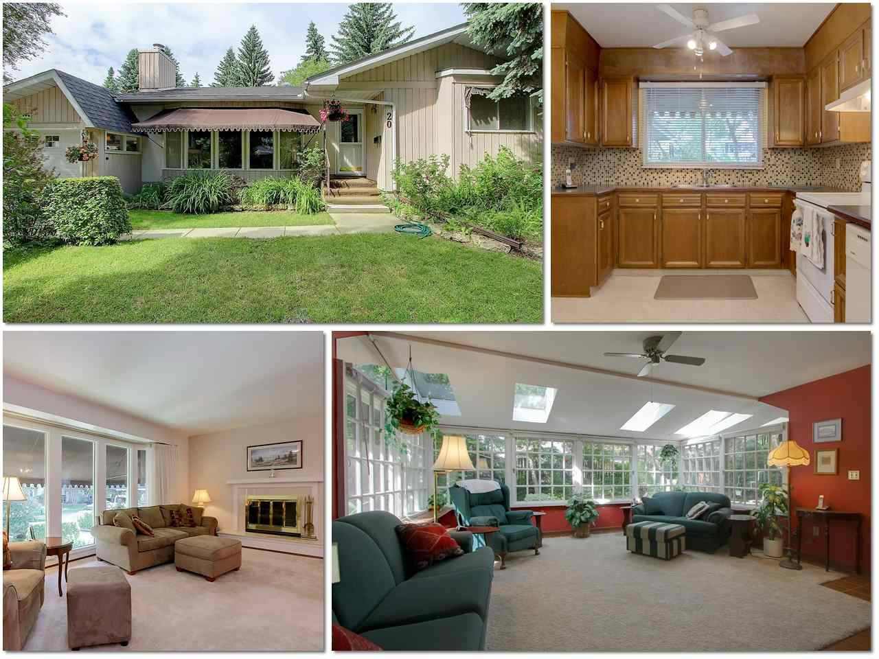 Main Photo: 20 FAIR OAKS Drive: St. Albert House for sale : MLS(r) # E4070683