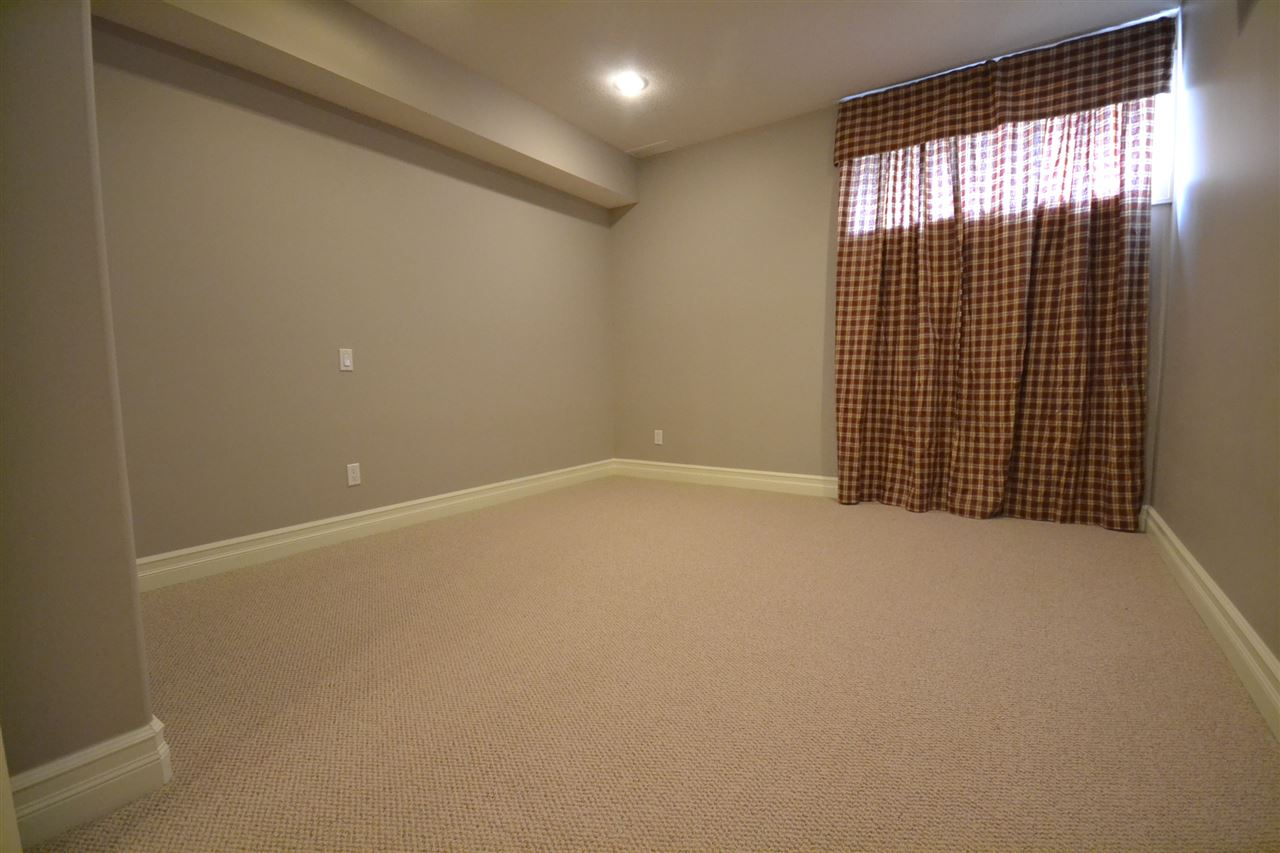 Basement Bedroom, very large.