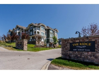 "Main Photo: 312 16398 64 Avenue in Surrey: Cloverdale BC Condo for sale in ""THE RIDGE AT BOSE FARMS"" (Cloverdale)  : MLS® # R2188215"