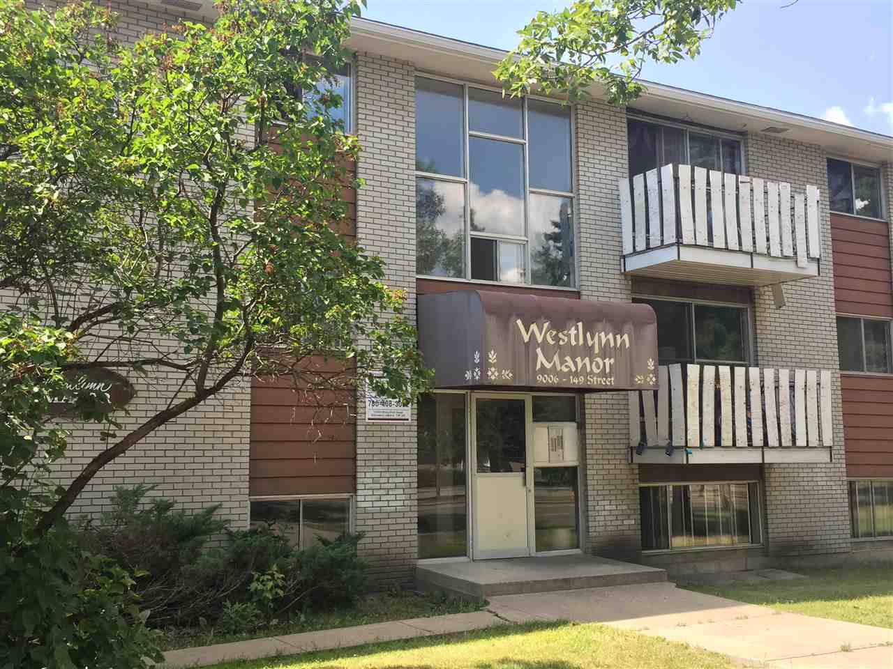 Main Photo: 106 9006 149 Street in Edmonton: Zone 22 Condo for sale : MLS® # E4074820
