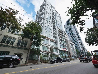 "Main Photo: 1307 821 CAMBIE Street in Vancouver: Downtown VW Condo for sale in ""RAFFLES ON ROBSON"" (Vancouver West)  : MLS® # R2195070"