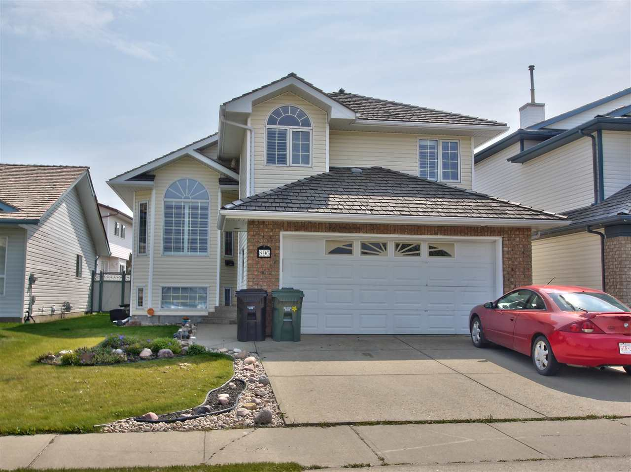Main Photo: 896 NOTTINGHAM Boulevard: Sherwood Park House for sale : MLS® # E4078248