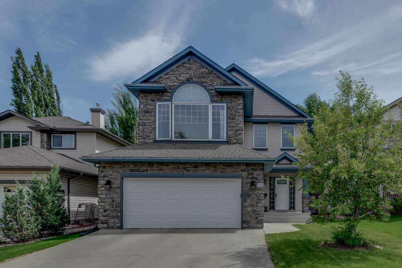 Main Photo: 227 FALCONER Link in Edmonton: Zone 14 House for sale : MLS® # E4080262