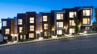 Main Photo: 6 137 - 149 ST. PATRICK'S Avenue in North Vancouver: Lower Lonsdale Townhouse for sale : MLS® # R2213755