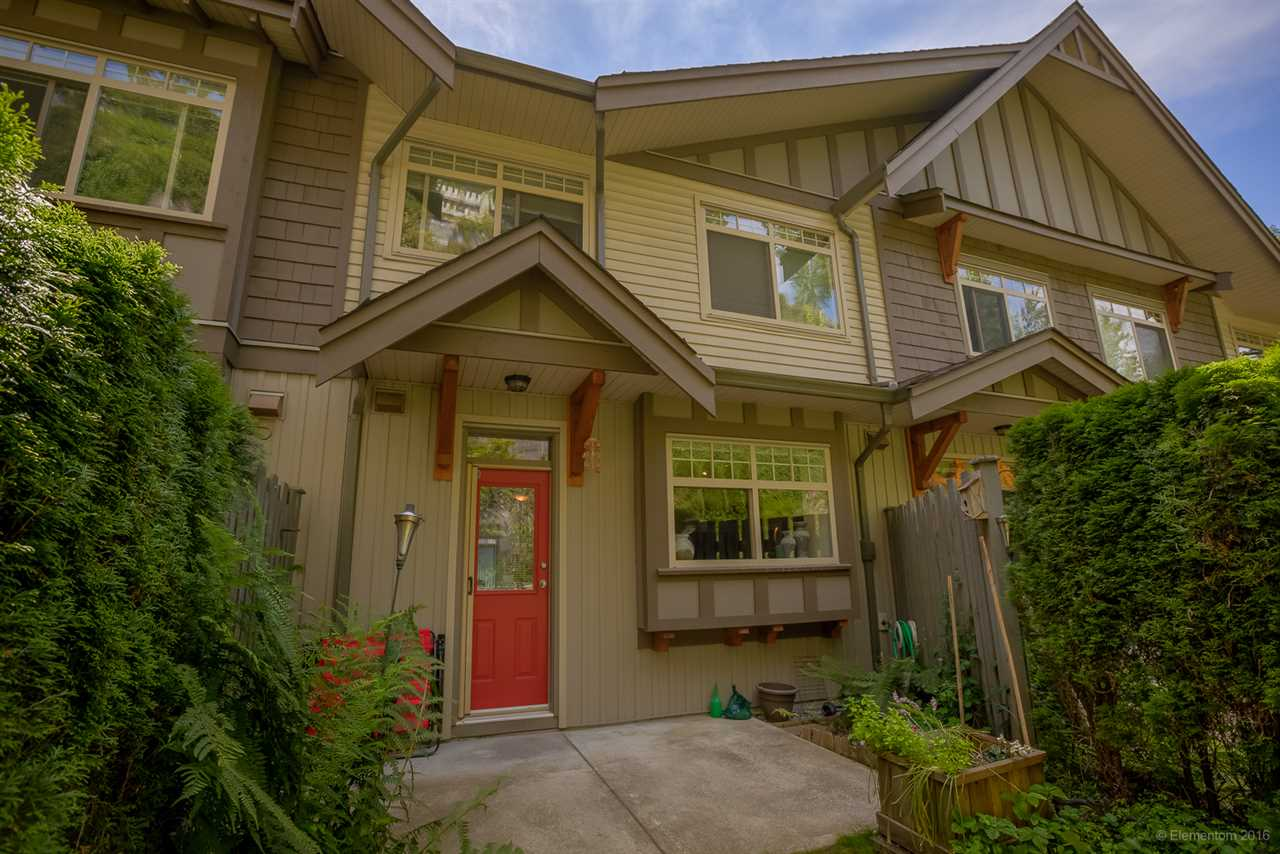 "Main Photo: 5 55 HAWTHORN Drive in Port Moody: Heritage Woods PM Townhouse for sale in ""COLBALT SKY"" : MLS® # R2213991"