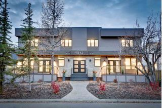 Main Photo: 3 9542 142 Street in Edmonton: Zone 10 Townhouse for sale : MLS® # E4087829