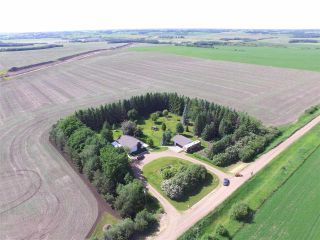 Main Photo: 55018 RR 242: Rural Sturgeon County House for sale : MLS®# E4091650