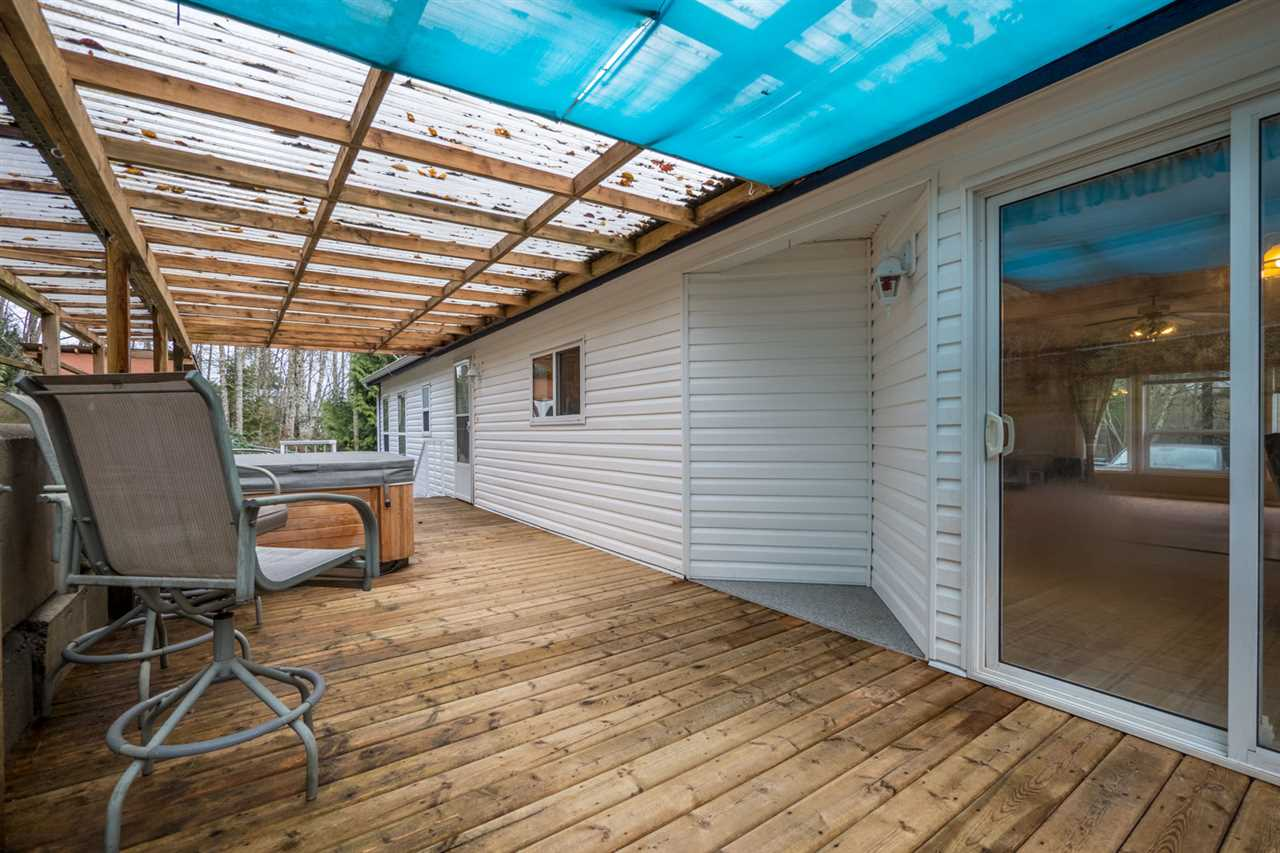 Photo 18: Photos: 6083 FAIRWAY Avenue in Sechelt: Sechelt District Manufactured Home for sale (Sunshine Coast)  : MLS® # R2232724