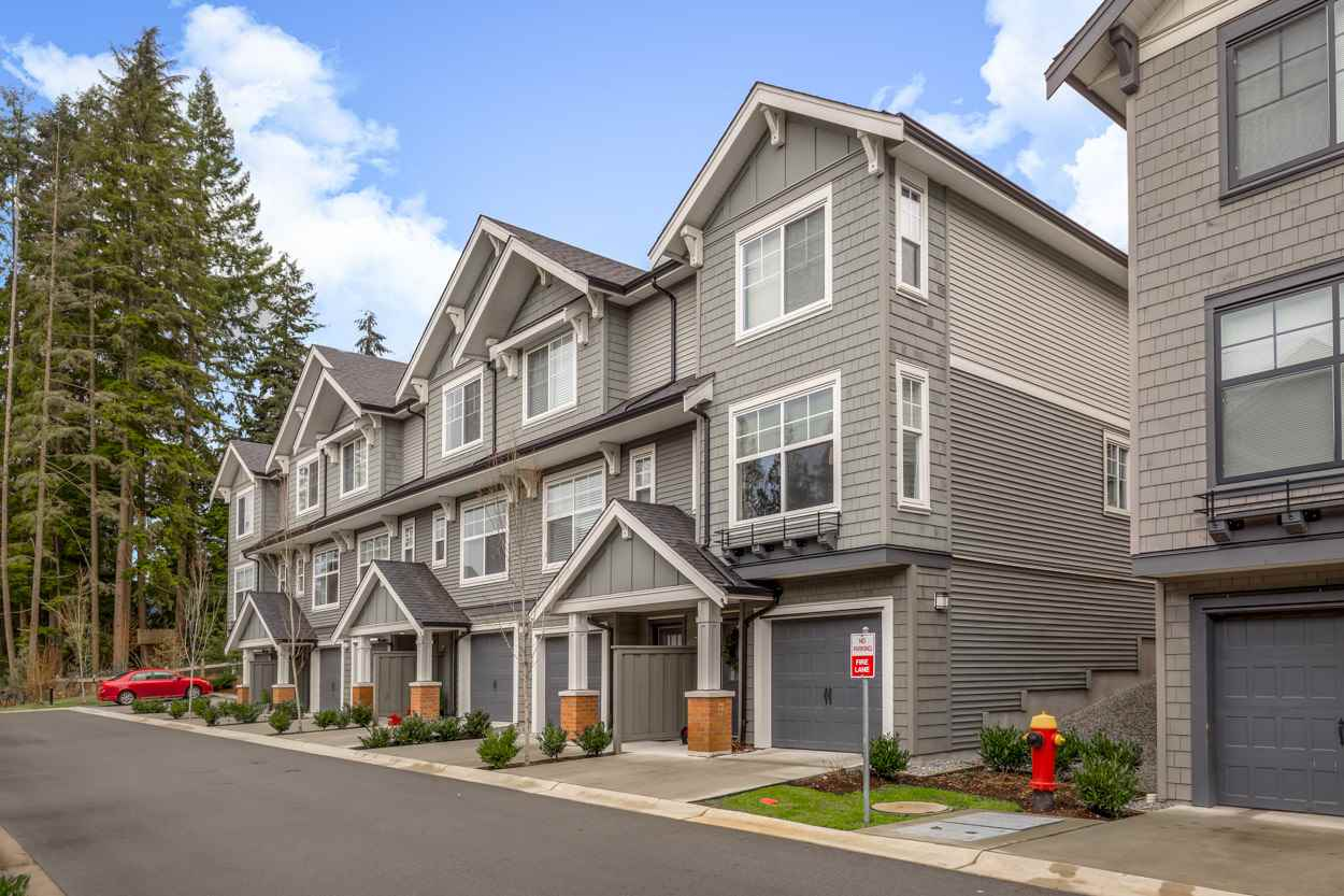 "Main Photo: 41 3461 PRINCETON Avenue in Coquitlam: Burke Mountain Townhouse for sale in ""BRIDLEWOOD PHASE 2"" : MLS® # R2239558"