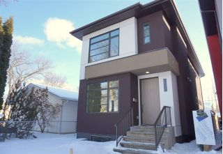 Main Photo:  in Edmonton: Zone 21 House for sale : MLS® # E4096875