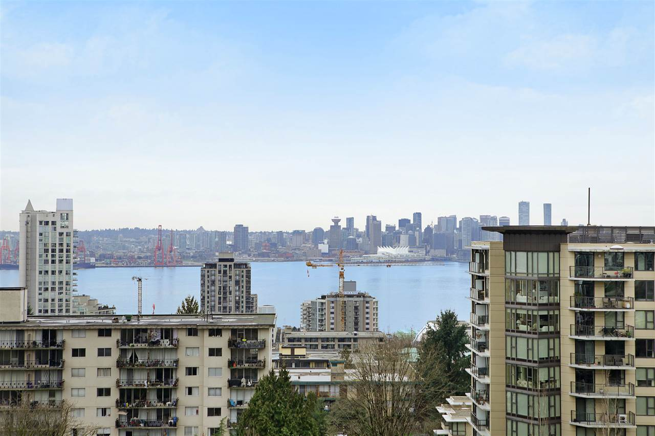 "Main Photo: 704 160 W KEITH Road in North Vancouver: Central Lonsdale Condo for sale in ""VICTORIA PARK WEST"" : MLS® # R2241498"